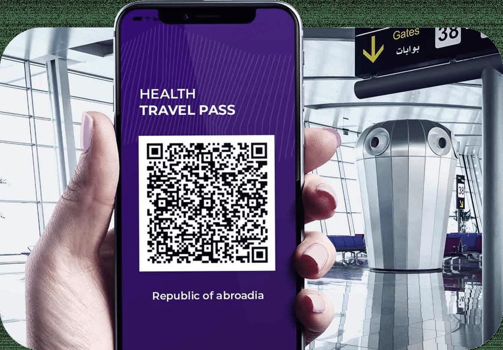 IDEMIA Health Pass